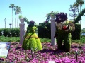 Epcot's Flower and Garden Festival, Орландо, Флорида
