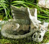 ДРАКОНЫ скульптуры, фигуры из бетона - завод МАФ Lora-Park